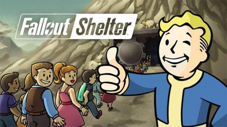 Fallout Shelter é o jogo grátis mais baixado da App Store