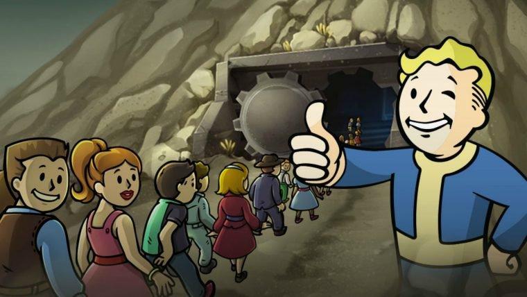 Bethesda lança a maior atualização de Fallout Shelter até agora