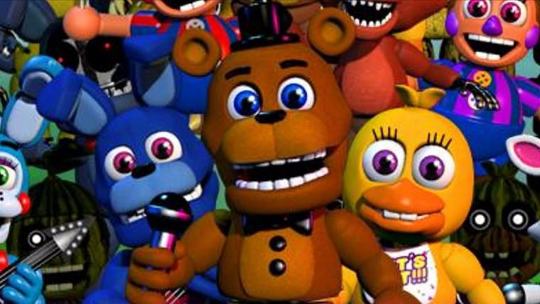 Assista ao teaser do Spin-off de Five Nights at Freddy's