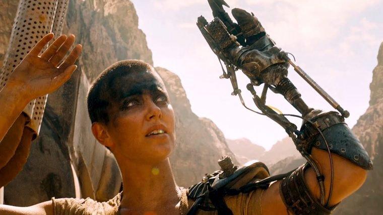 Testemunhe o processo de criação do visual da Furiosa em Mad Max: Estrada da Fúria