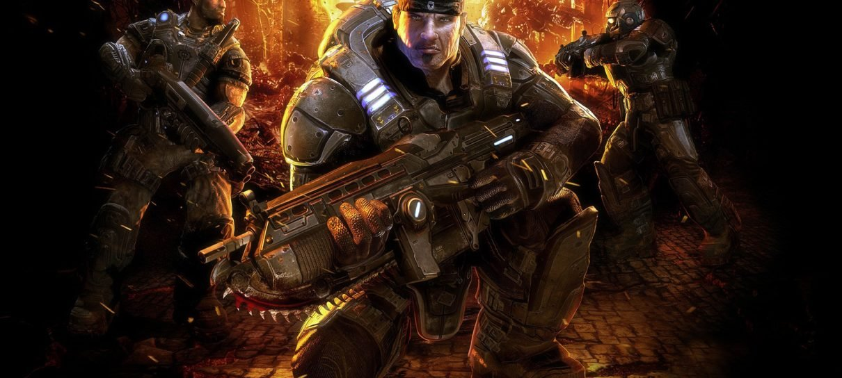 Beta de Gears of War: Ultimate Edition foi jogada por 120 anos