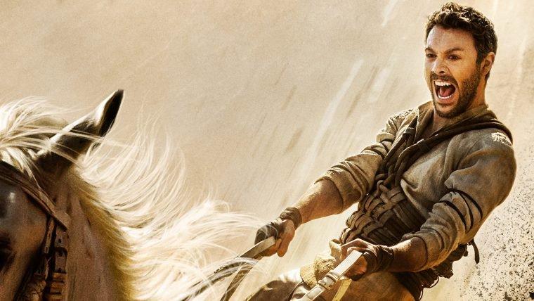 Primeiro trailer de Ben-Hur traz Rodrigo Santoro como Jesus Cristo