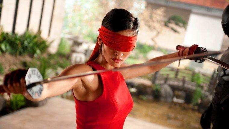 Elodie Yung será a Elektra da série Demolidor
