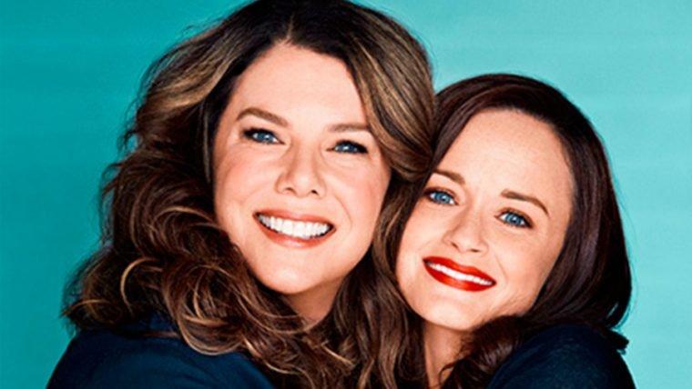 Gilmore Girls   Personagens estrelam capa de revista