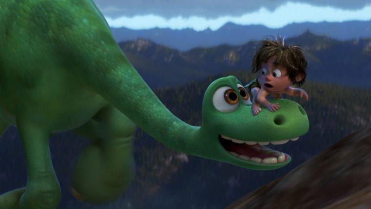 Vídeo promocional de O Bom Dinossauro celebra 20 anos de amizades improváveis