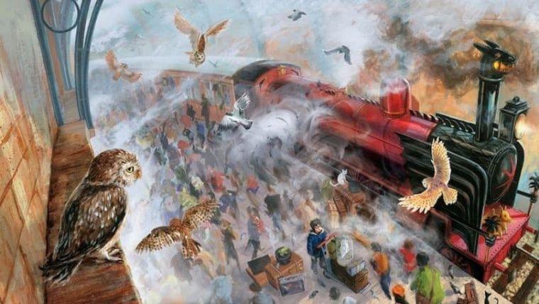 Harry Potter e a Pedra Filosofal | Versão ilustrada do livro é lançada no Brasil