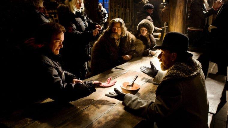 Tarantino vai escrever e dirigir uma peça baseada em Os Oito Odiados