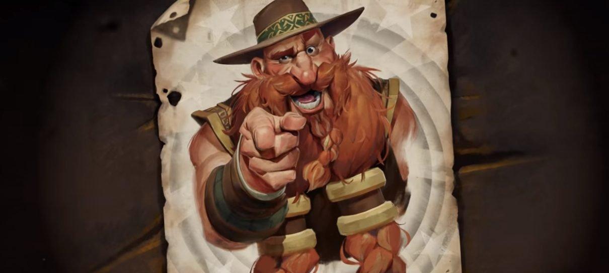 Liga dos Exploradores é a nova expansão do Hearthstone