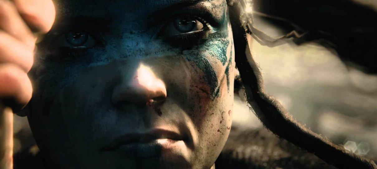 Hellblade ganha trailer revelando cenas do gameplay