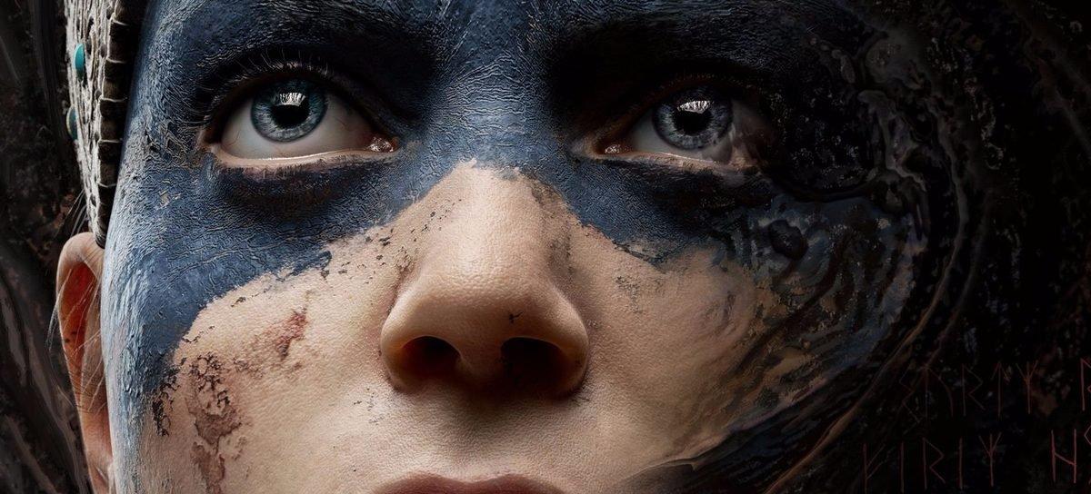 Hellblade: Senua's Sacrifice   Passeie pelos cenários neste vídeo em 360°