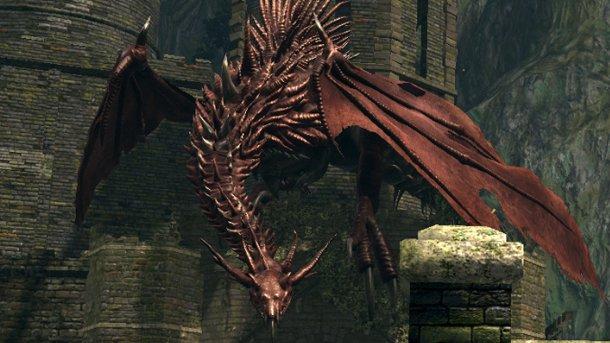 Mod permite controlar chefes em Dark Souls II