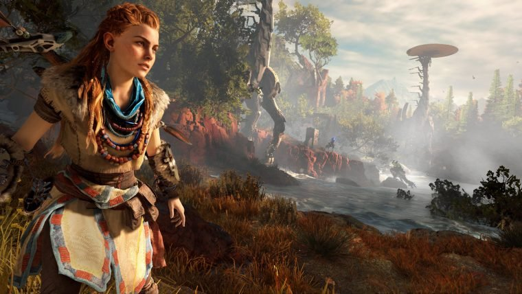 Horizon Zero Dawn ganha novo trailer e nova data