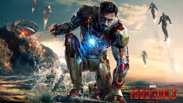 Homem de Ferro 3 originalmente teria uma vilã, diz diretor
