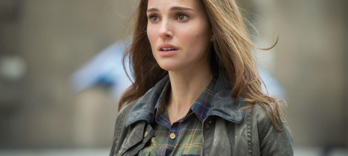 Thor: Ragnarok irá explicar a ausência de Jane Foster