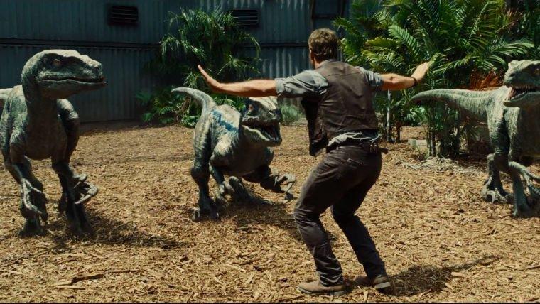 Jurassic World é o terceiro filme de maior bilheteria da história