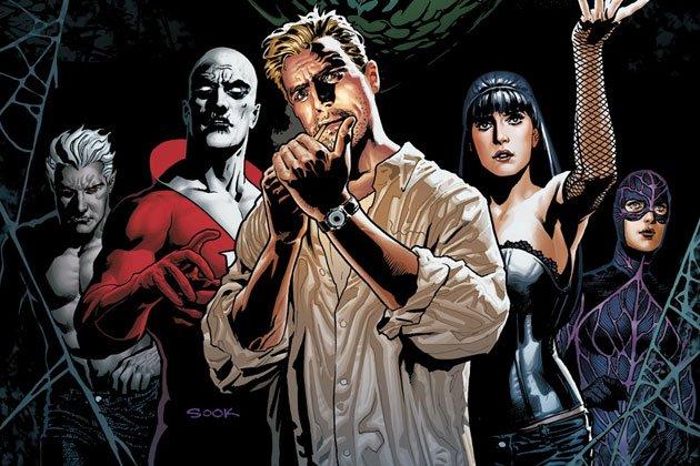 Liga da Justiça Sombria será a próxima animação da DC