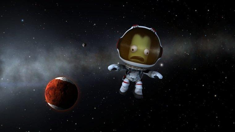 Kerbal Space Program recebe sua primeira grande atualização