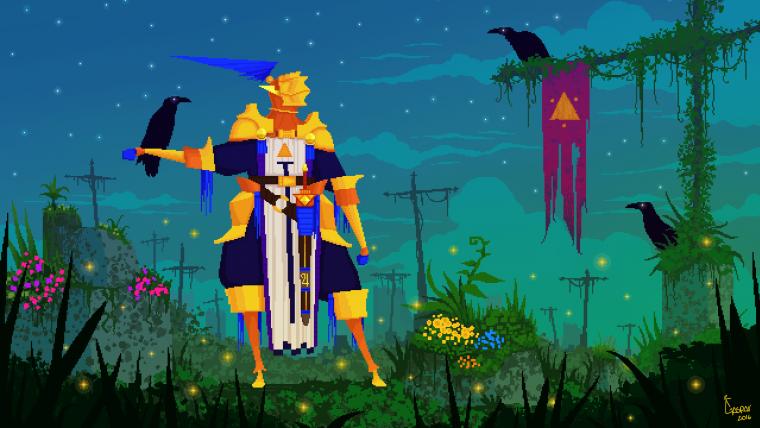 Tower of Samsara | Jogo brasileiro busca financiamento no Kickstarter