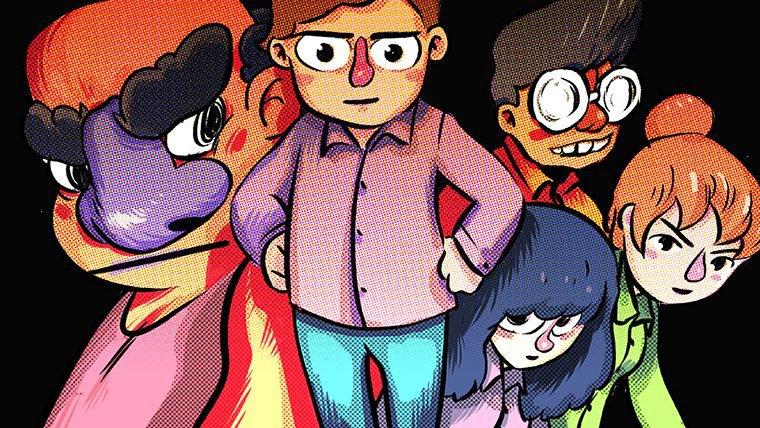 Knuckle Sandwich é um jogo sobre aventuras, empregos e tédio