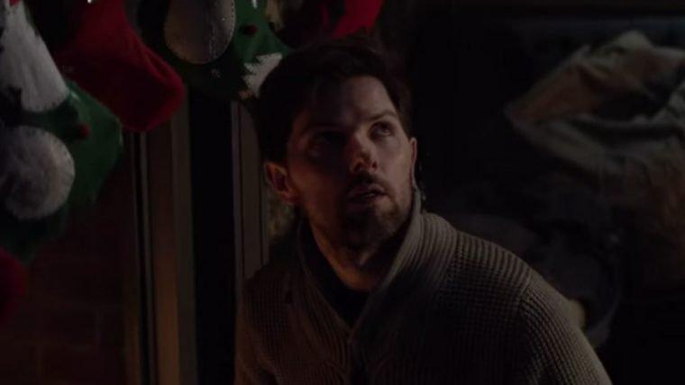 Krampus mostra o que acontece quando você não se comporta direito no Natal