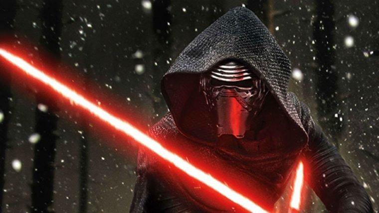 Novo comercial de Star Wars foca em Kylo Ren