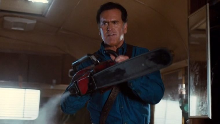 Veja o preview do segundo episódio de Ash vs Evil Dead