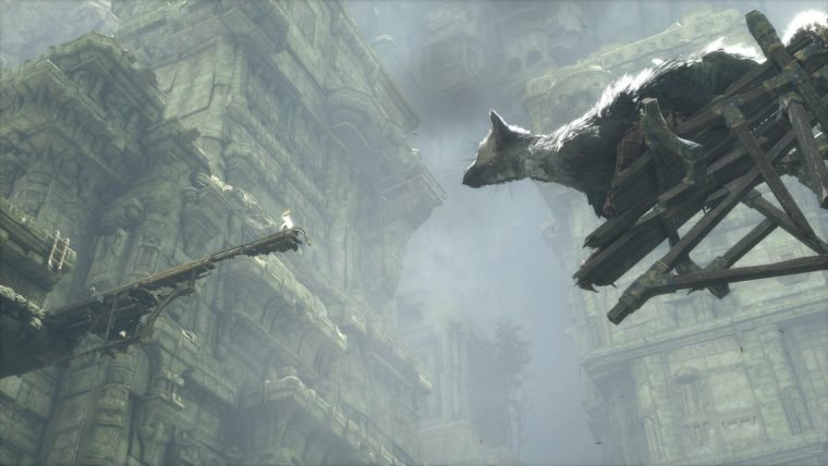 The Last Guardian estará na TGS 2015