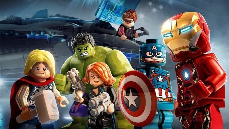 LEGO Marvel's Avengers ganha trailer de lançamento