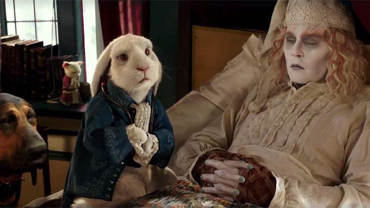 Alice Através do Espelho | Novo trailer é uma corrida contra o tempo