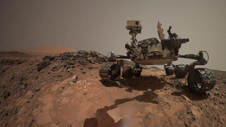 NASA lança vídeo em 360º da sonda Curiosity em Marte
