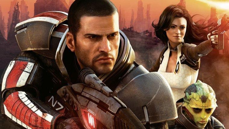 Mass Effect e The Walking Dead estão nos jogos gratuitos para PS Plus em novembro