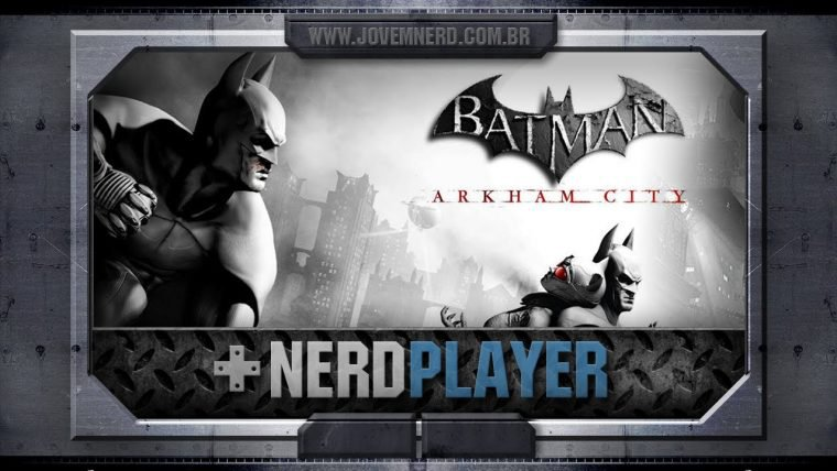 Batman Arkham City - I'M BATMAN!