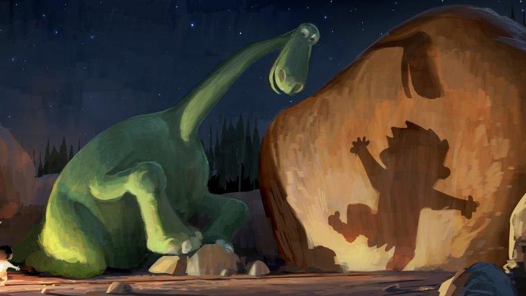O Bom Dinossauro ganha novo trailer
