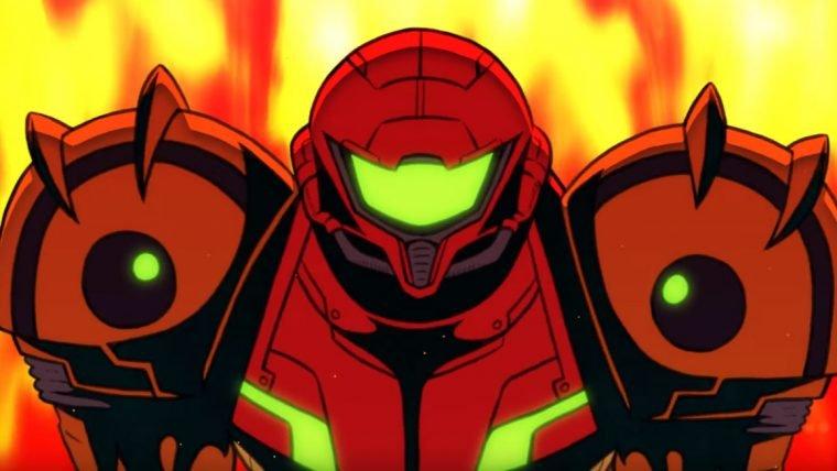 Metroid   Melhor torcer para que esta animação feita por fãs vire uma série