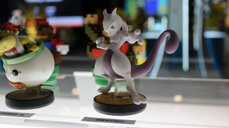 [SDCC] Nintendo apresenta Amiibo de Mewtwo