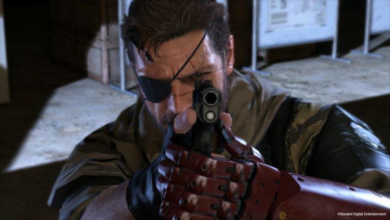 Vendas para varejo de Metal Gear Solid V superam 6 milhões de unidades