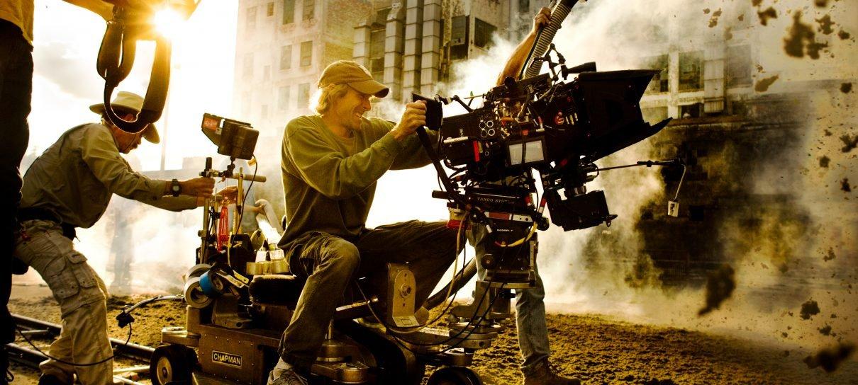 Michael Bay confirma que vai dirigir Transformers 5