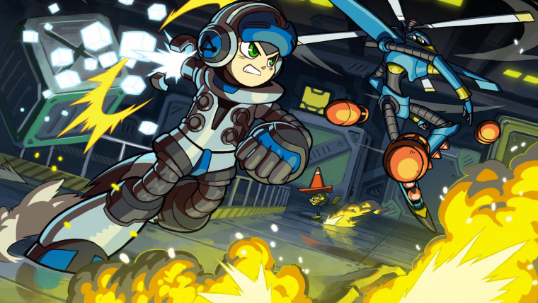 Comcept explica por que adiou a demo de Mighty No. 9