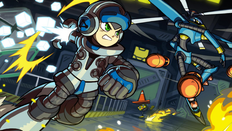 Mighty no. 9 é adiado para 2016