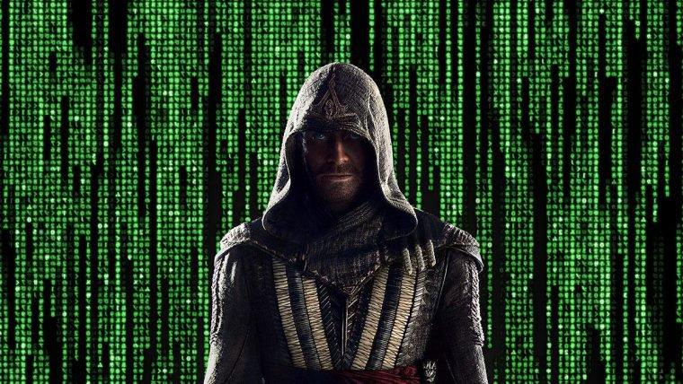 Michael Fassbender compara Assassin's Creed com Matrix