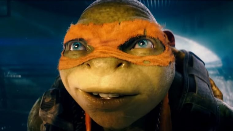 As Tartarugas Ninja: Fora das sombras | Mikey encontra Bumblebee em trecho do filme