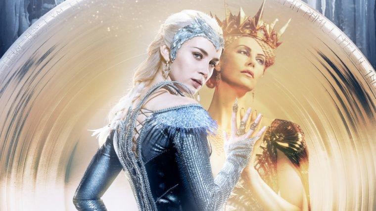 Confira o primeiro trailer de O Caçador e a Rainha do Gelo