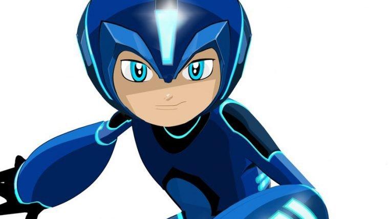 Mega Man   Confira a primeira imagem da nova série de TV