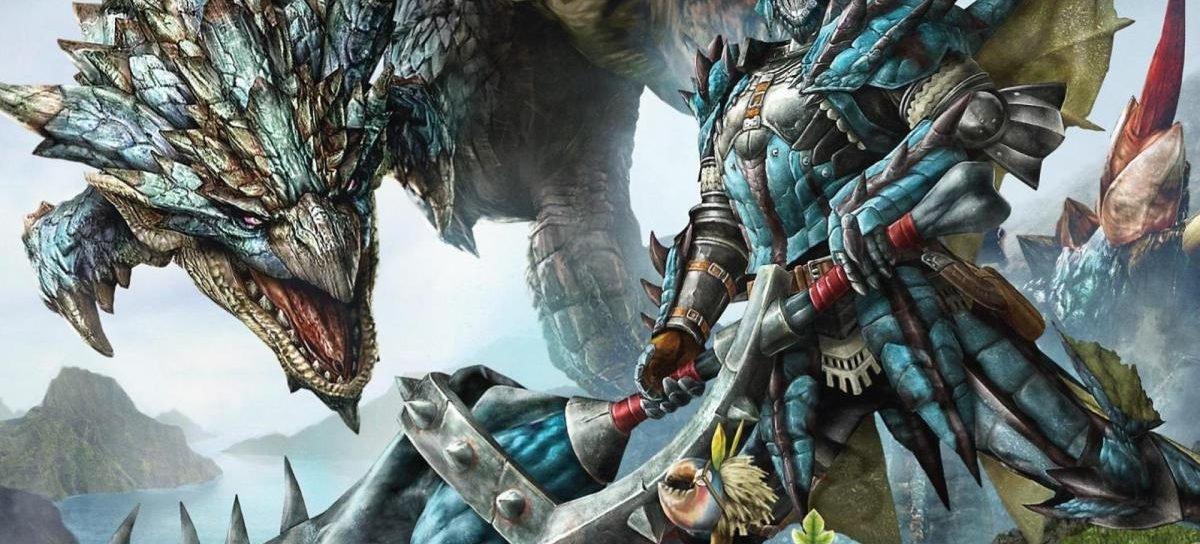 Monster Hunter X teve 3 milhões de unidades vendidas para varejo