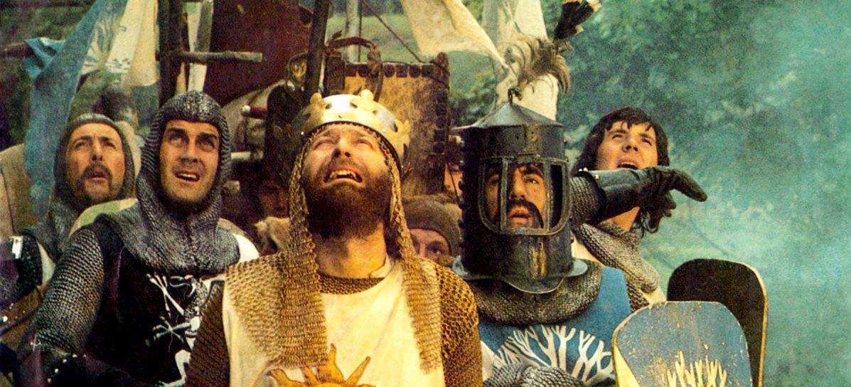 [UPDATE] Edição especial de Monty Python em Busca do Cálice Sagrado inclui catapulta