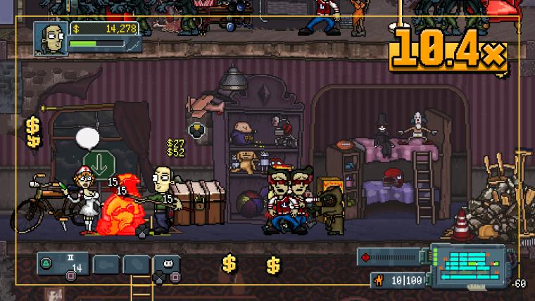 My Night Job é um jogo brasileiro que faz piada com estereótipos de terror