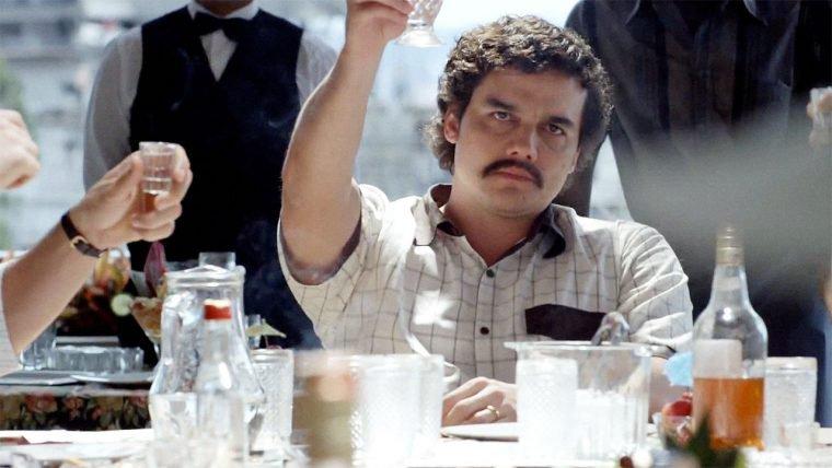 Netflix sente o cheiro do sucesso e confirma nova temporada de Narcos