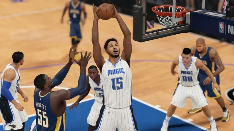 Novo vídeo mostra mais do gameplay de NBA 2K16