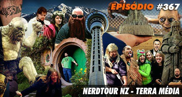 Nerdtour NZ - Terra Média