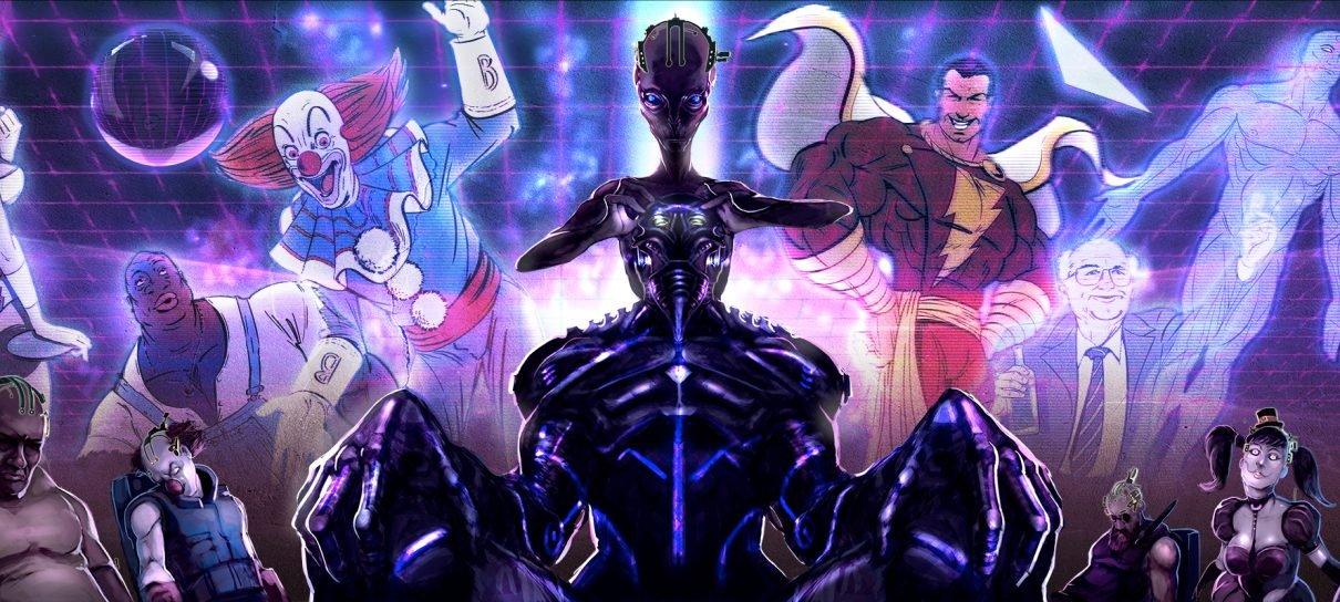 RPG Cyberpunk 2: O Passageiro do Futuro